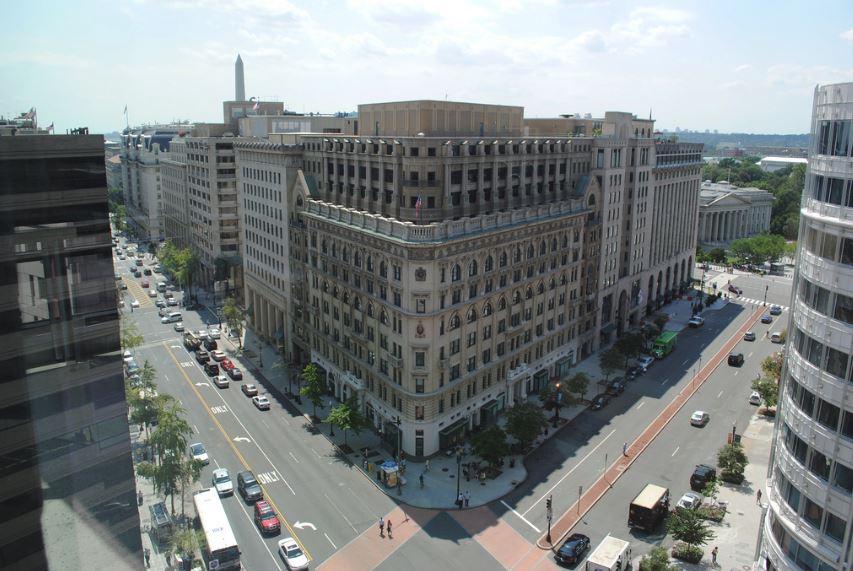 The bond building #2